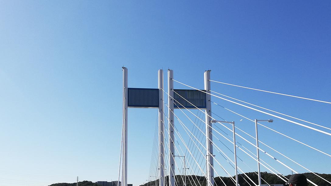 多摩川是政橋